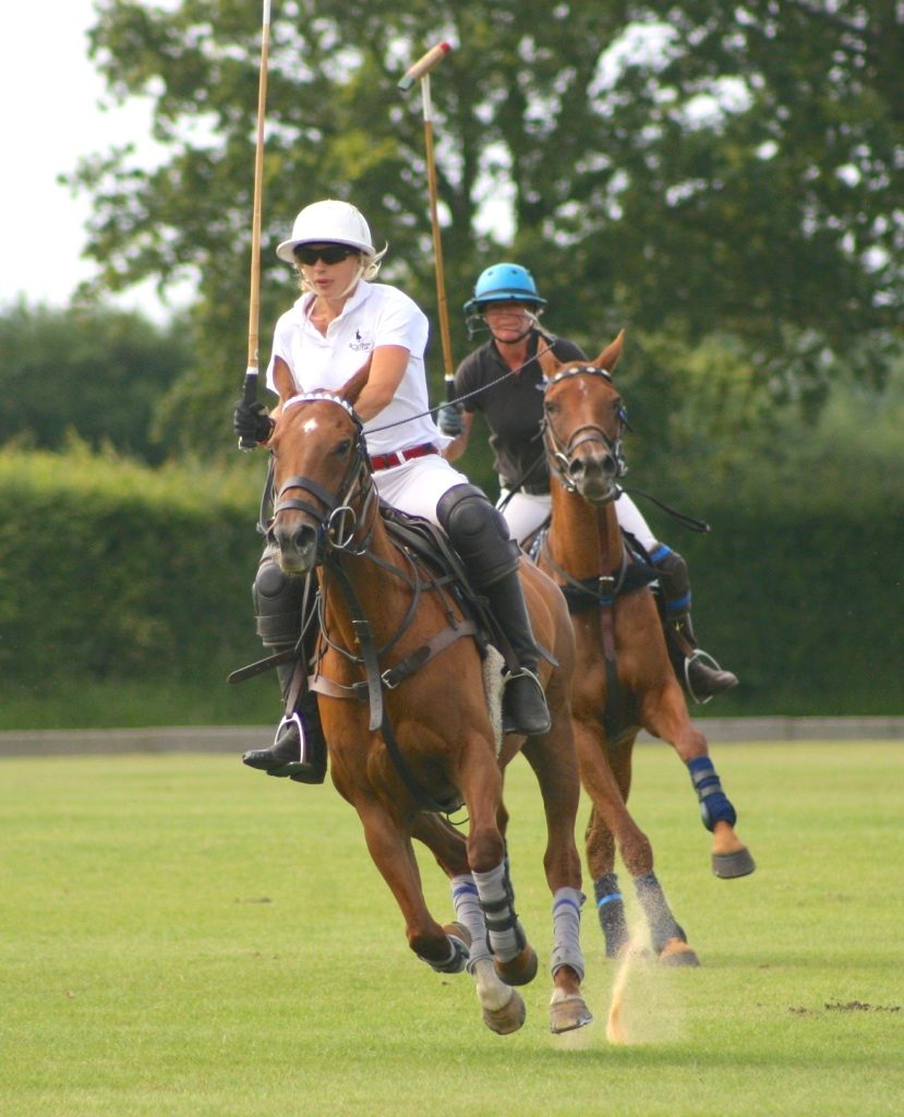 playingbytherules okl beaufort polo